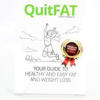 Kniha QuitFAT průvodce zdravým stravováním