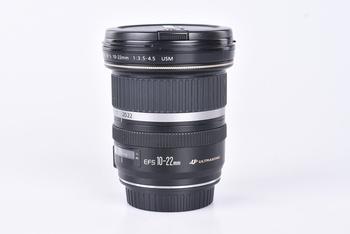 Objektiv Canon EF-S 10-22mm f/3,5-4,5 USM