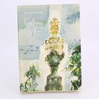 Kniha Fráňa Šrámek: Stříbrný vítr