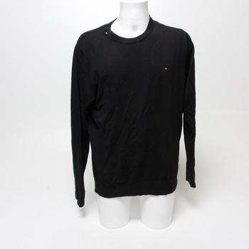 Pánský svetr Tommy Hilfiger černý