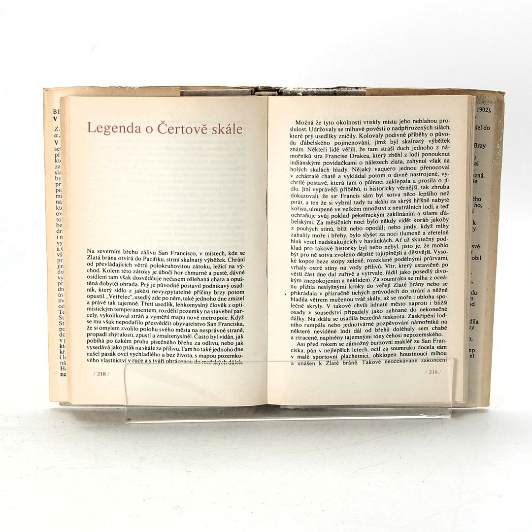 Kniha Francis Bret Harte: V údolí Sacramenta