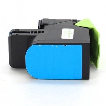 Inkoustová kazeta Green2Print azurová