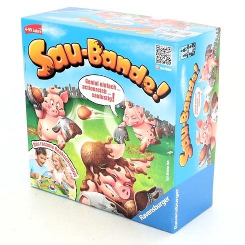 Stolní hra Sau - Bande v německém jazyce