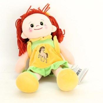 Měkká panenka Heunec Poutetta Lotte 470477