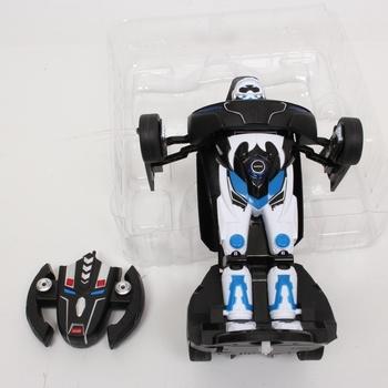 Robotické auto Rastar RS transformable car