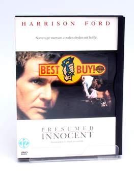DVD Warner Bros Presumed Innocent