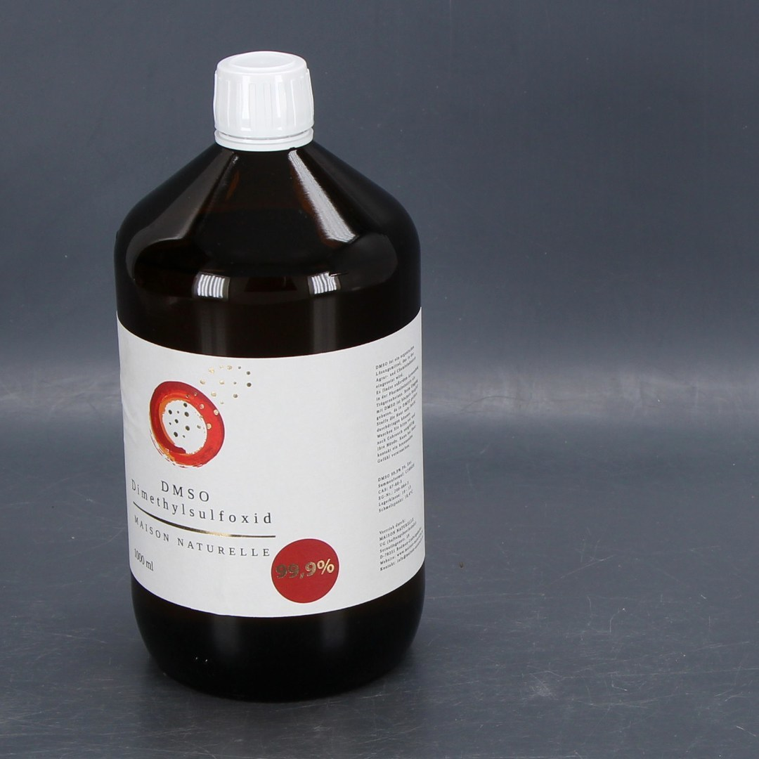 Potravinový doplněk DMSO dimethylsulfoxid