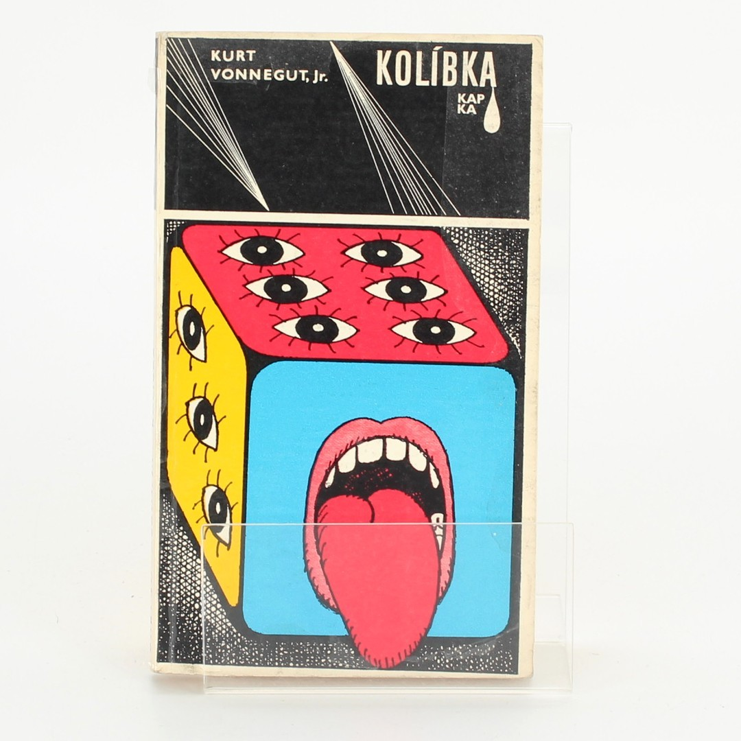 Kniha Kurt Vonnegut jr. Kolíbka, sci-fi a fantasy