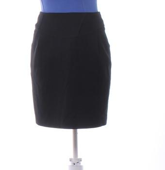 Pouzdrová sukně Orsay černá