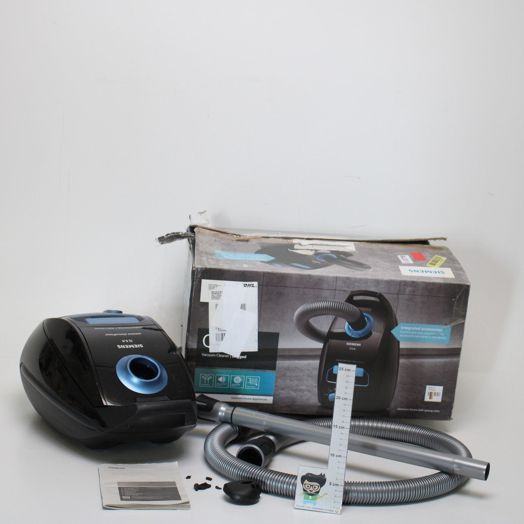 Vysavač Siemens VSQ 5 X 1230