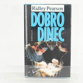 Kniha Ridley Pearson: Dobrodinec
