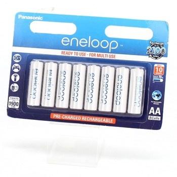 Sada baterií Eneloop 8x 1,5 V AA Ni-MH