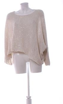 Dámský zimní svetr Miso běžový