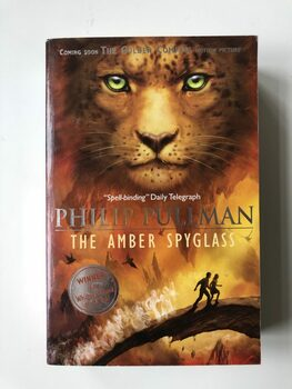 The Amber Spyglass Měkká (2007)