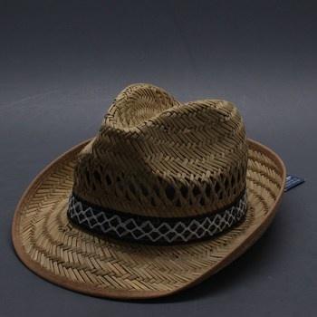 Slaměný klobouk Fiebig unisex