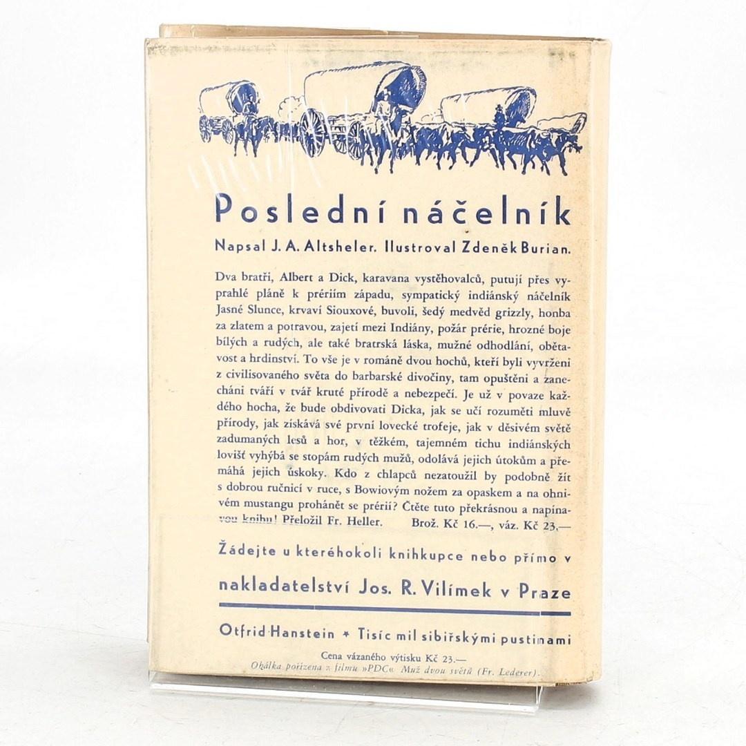 Otfried von Hanstein: Tisíc mil Sibiřskými pustinami