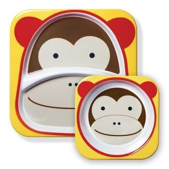 Jídelní sada Skip Hop Opička