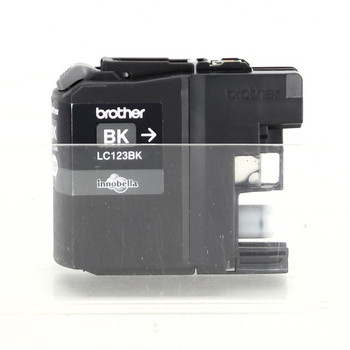 Inkoustová cartridge Brother LC-123BK