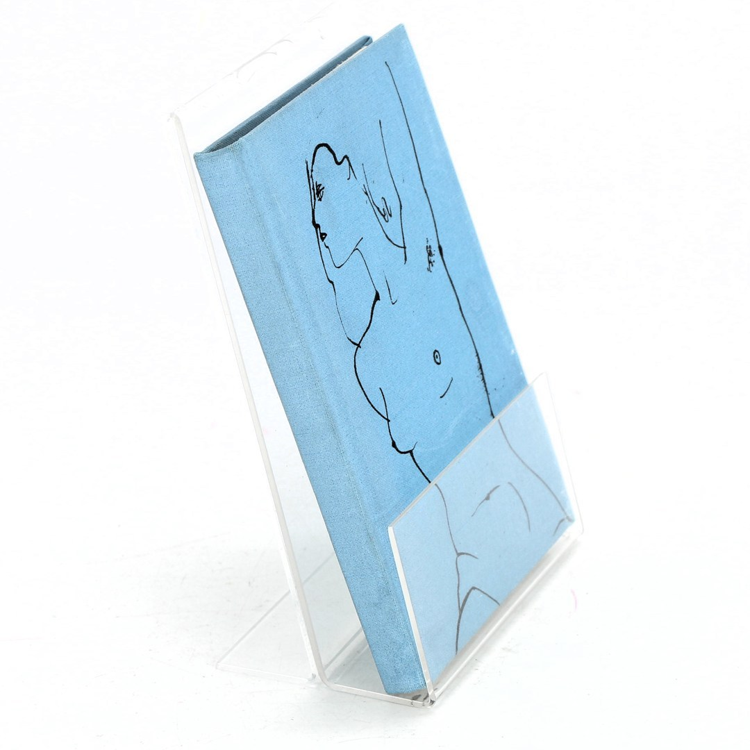 Kniha Větrná pošta kniha milostné poezie