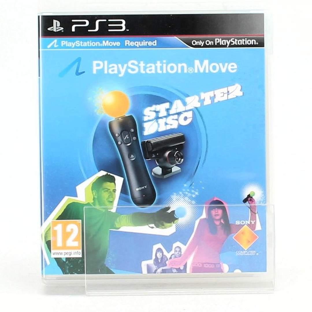 Hra pro PS3 Starter Disc