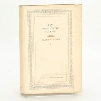Knihy L.N. Tolstoj: Anna Kareninová II a III