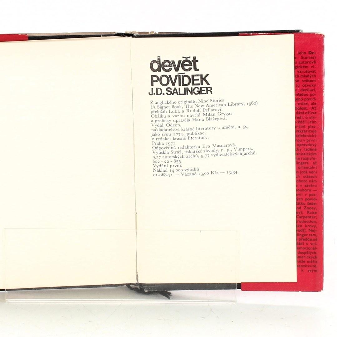 Jerome David Salinger: Devět povídek