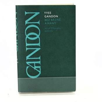 Kniha Yves Gandon: Bez bázně a hany