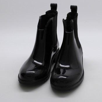 Dámské boty Rieker P8280 černé
