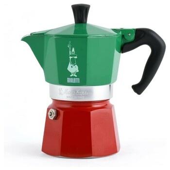 Moka konvice Bialetti Tricolor 0,3l, 6 šálků