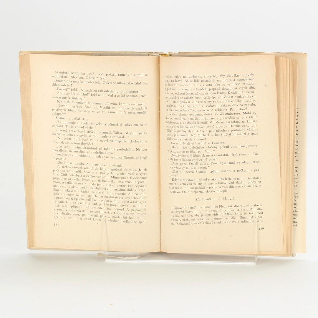 Kniha Moderní komedie II. díl: Labutí zpěv
