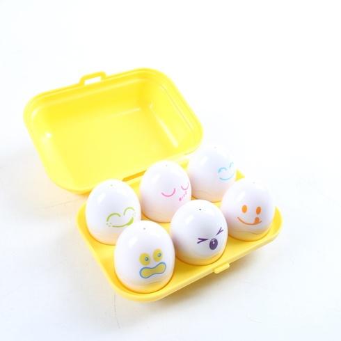 Hračka Tomy TooMies Squeak Eggs