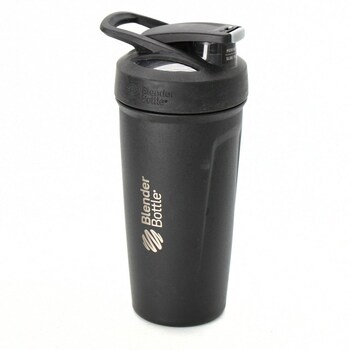 Láhev Blender Bottle Strada, černá
