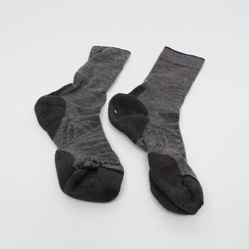 Pánské ponožky Smartwool šedočerné