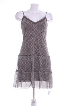 Dámské letní šaty Orsay na ramínka