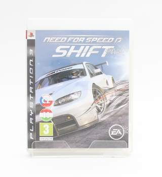 Hra na PS3 - Need for Speed Shift