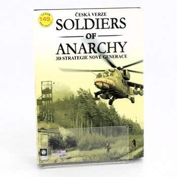 CD Česká verze Soldiers of anarchy