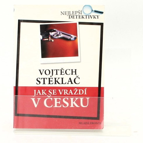 Detektivka Jak se vraždí v česku