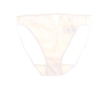 Dámské kalhotky DIM bílé barvy