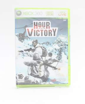Hra na Xbox 360 - Hour of Victory