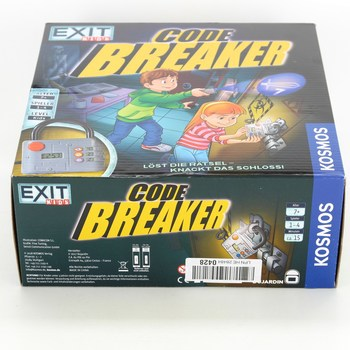 Detektivní hra Kosmos Code Breaker