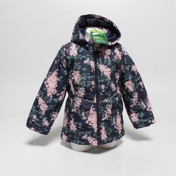 Dívčí bunda Name it 13180660 barevná 128
