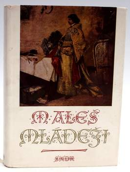 Kniha Mikoláš Aleš: Mládeži