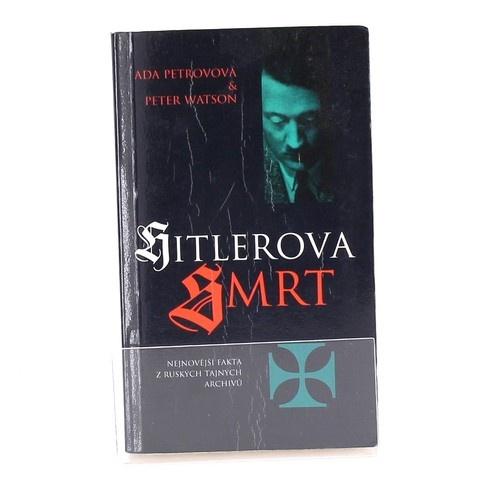 Kniha Hitlerova smrt
