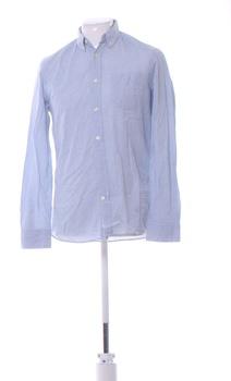 Pánská společenská košile H&M modrá