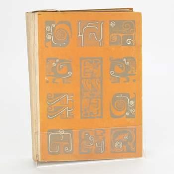 Kniha Poklady v pustinách střední Asie
