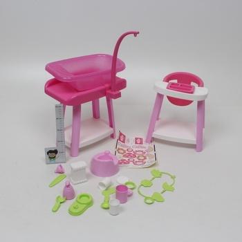 Sada ECOIFFIER Nursery 3v1
