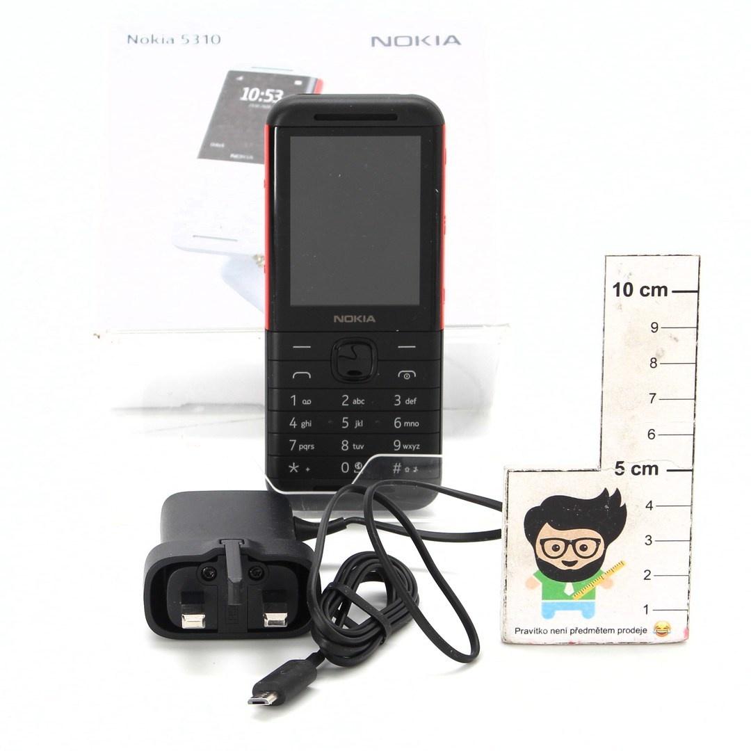 Mobilní telefon Nokia 5310 Xpress Music