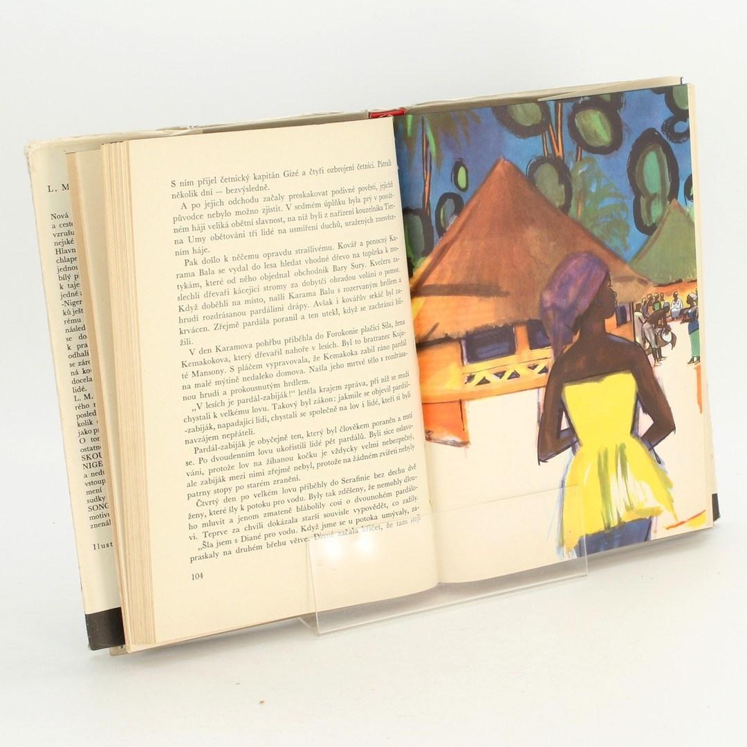Kniha Albatros Songaré Ladislav Mikeš Pařízek