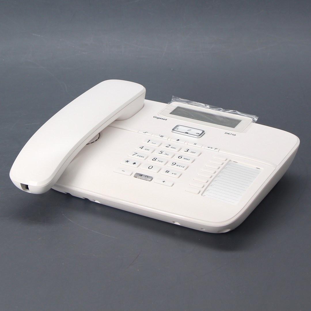 Domácí telefon Siemens Gigaset DA710 bilý