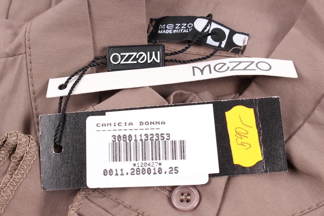 Dámská košile Mezzo dlouhý rukáv